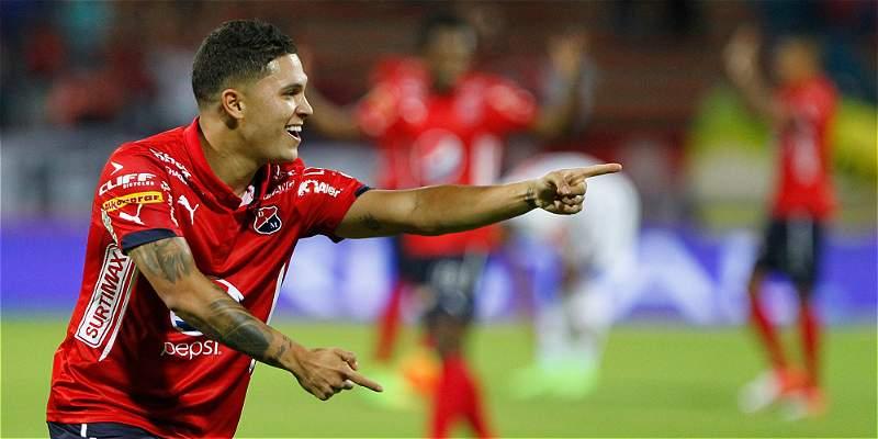 Medellín definió su nómina para visitar a River por Libertadores