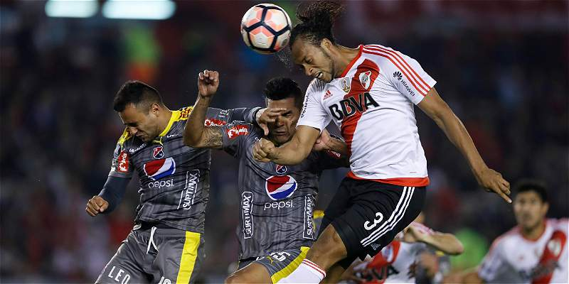 Reviva el minuto a minuto del duelo entre River y Medellín por Copa