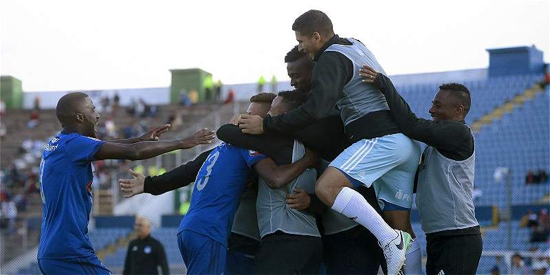 Emelec, sin problemas para seguir en Libertadores: venció 3-0 a Melgar