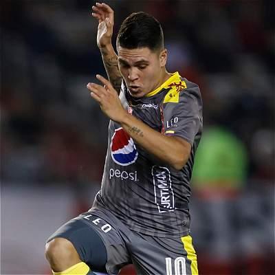 'Ganar en Argentina da confianza para lo que viene en Liga': Quintero