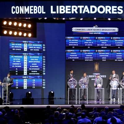 Se extendió el plazo para inscribir refuerzos en las Copas de Conmebol