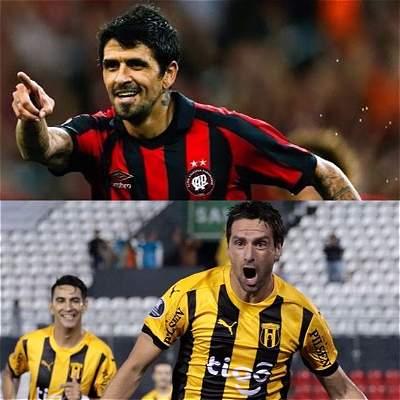 Las leyendas vivientes de los octavos de final de Copa Libertadores