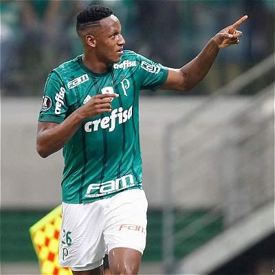¡Alerta Colombia! Mina salió lesionado en Palmeiras y puede ser grave