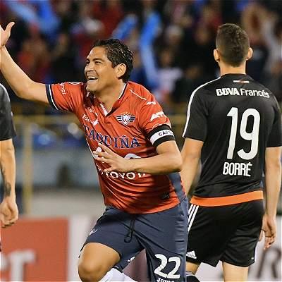 Sorpresa en Copa Libertadores: Wilstermann goleó 3-0 a River Plate