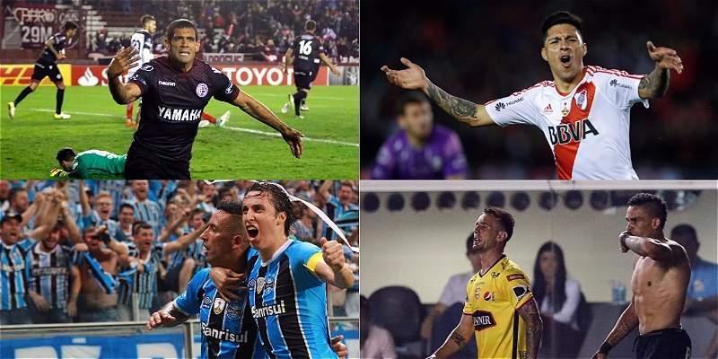 Semifinales de la Copa Libertadores