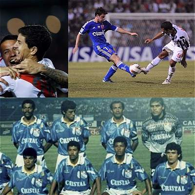 Remontadas históricas de Copa Libertadores