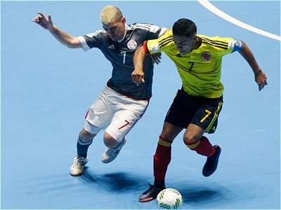 Colombia vs. Paraguay / Galería