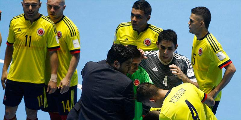Colombia Fútsal
