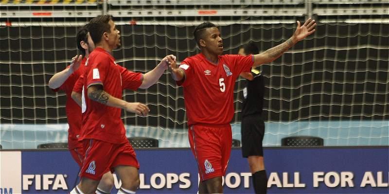 Azerbaiyán 13- Tailandia 8: el partido con más goles del Mundial