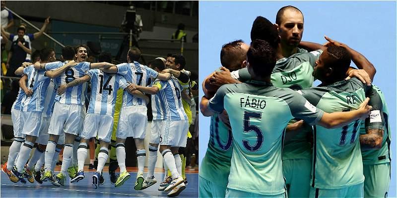 Estos son los cuatro equipos que lucharán por ir a la final del Fútsal