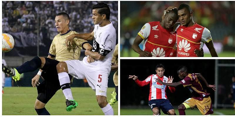 Así se jugarán los duelos de vuelta de segunda fase de la Suramericana