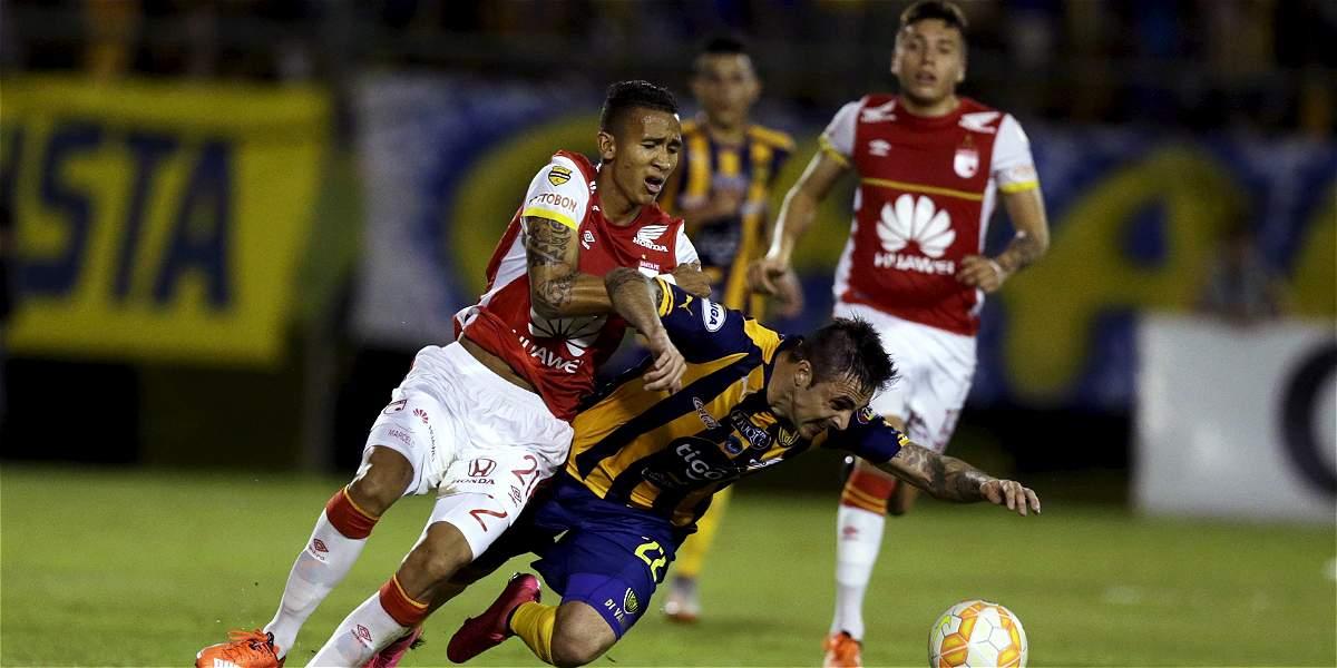 Santa Fe vs Sportivo Luqueño