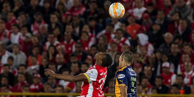 Reviva el minuto a minuto del empate de Santa Fe 0-0 con S. Luqueño