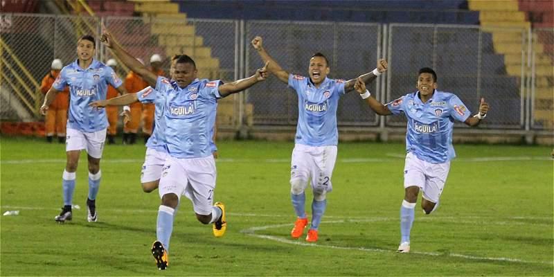 Junior en Sudamericana