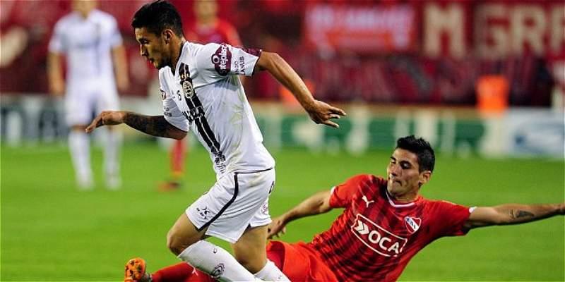 Independiente venció 0-2 a Lanús en la ida de Copa Suramericana