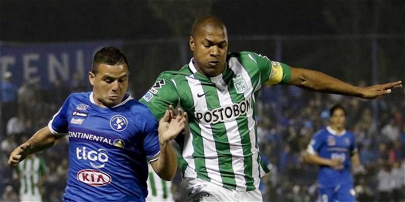 Nacional no supo defender su ventaja: 1-1 con Sol de América en Copa