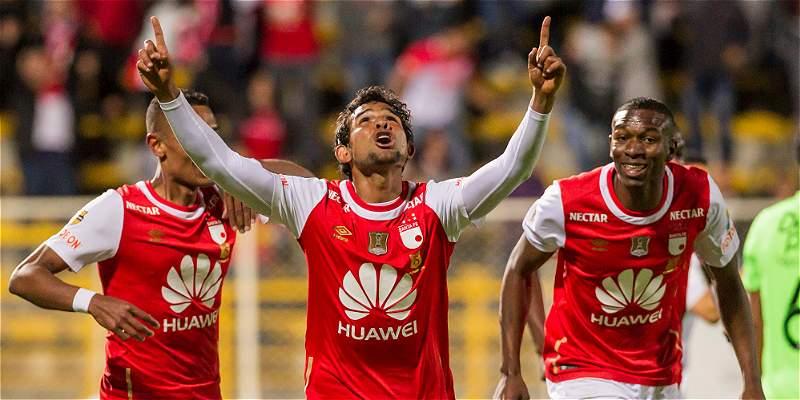 Santa Fe Cerro Porteño Copa Sudamericana