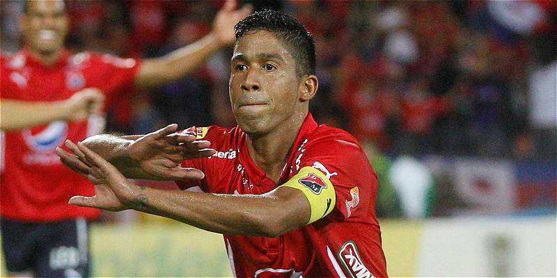 Marrugo y Caicedo viajarán con DIM a Brasil, para duelo con Santa Cruz