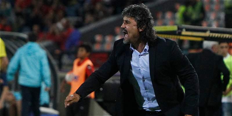 Leonel Álvarez Independiente Medellín