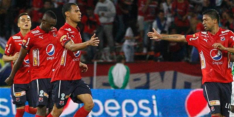 Medellín viajó a Paraguay para definir su suerte en Copa Suramericana