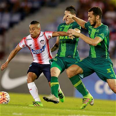 Junior Chapecoense Copa Sudamericana