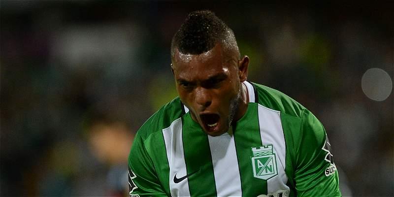 Borja llevó a Nacional a semifinal de Suramericana: 3-1 sobre Coritiba