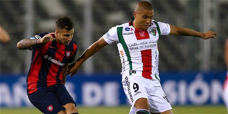 San Lorenzo cayó 1-0 contra Palestino, pero avanzó en Suramericana