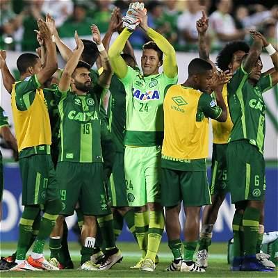 Final de Suramericana aplazada