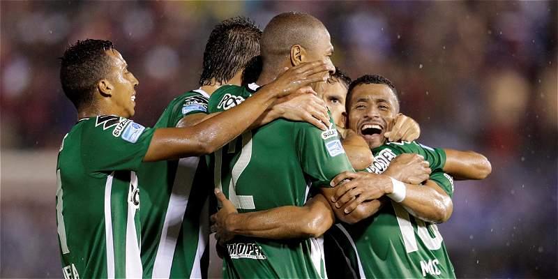 Atlético Nacional Chapecoense Copa Sudamericana
