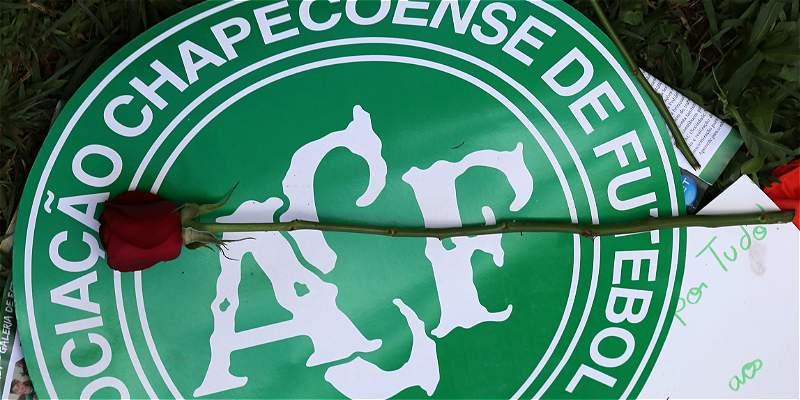 Chapecoense homenaje