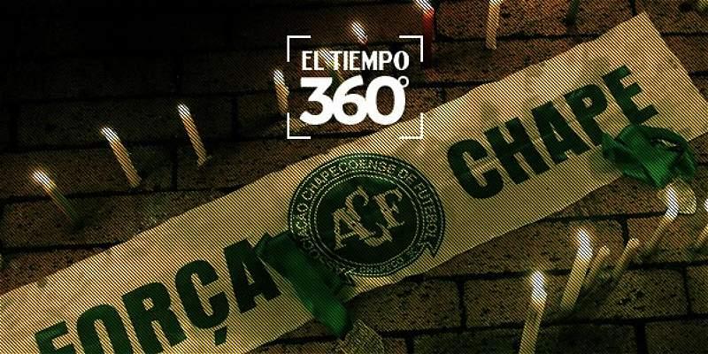 Homenaje en el Atanasio a víctimas de Chapecoense
