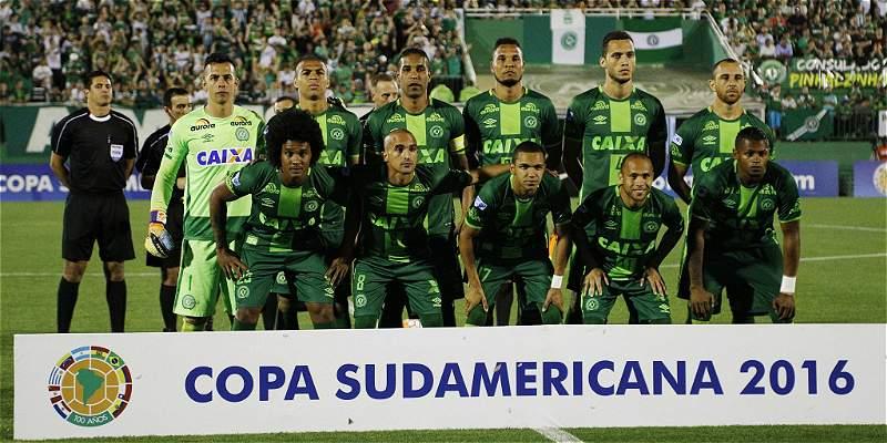 Oficial: Chapecoense es nombrado campeón de Suramericana por Conmebol
