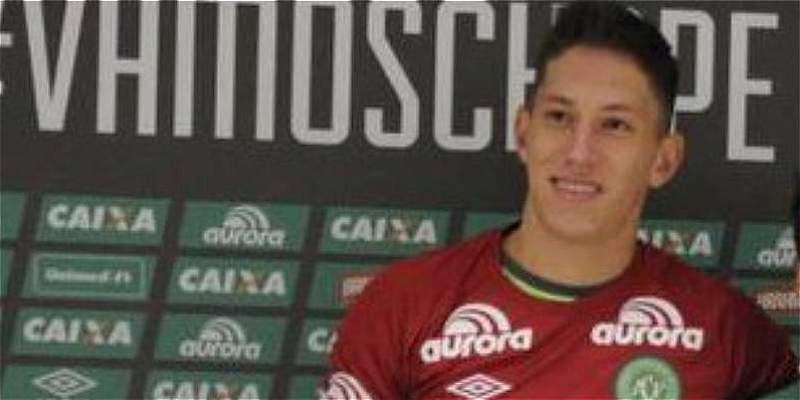 Jackson Follman abandonó Medellín y fue trasladado en avión a Brasil