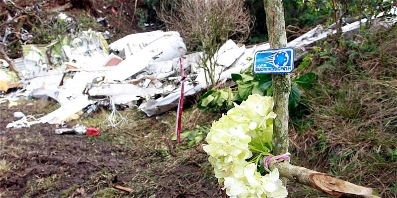 El Cerro Gordo se llamará Cerro Chapecoense, en honor a las víctimas