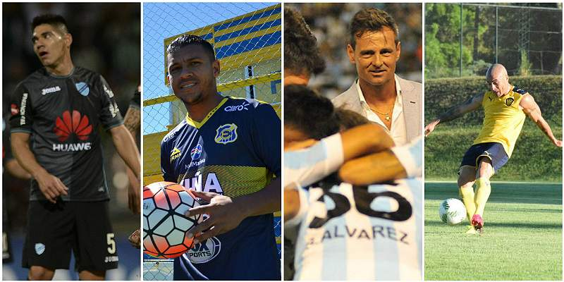 Así llegan los rivales de los clubes colombianos en Copa Suramericana