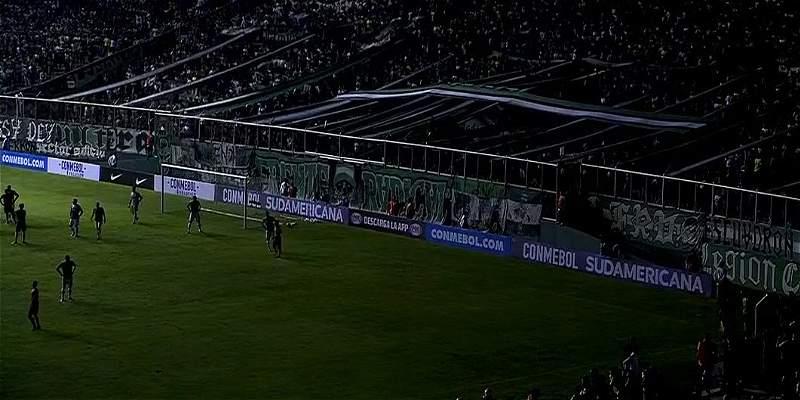 Deportivo Cali Sportivo Luqueño Copa Sudamericana suspendido