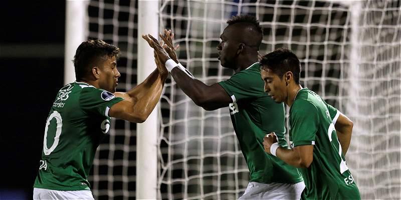 Cali perdió 2-1 con Luqueño, pero avanzó en la Copa Suramericana