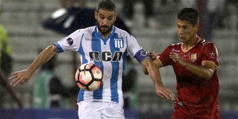 Resultado de imagen para Rionegro Aguilas y Racing Club empataron 1-1