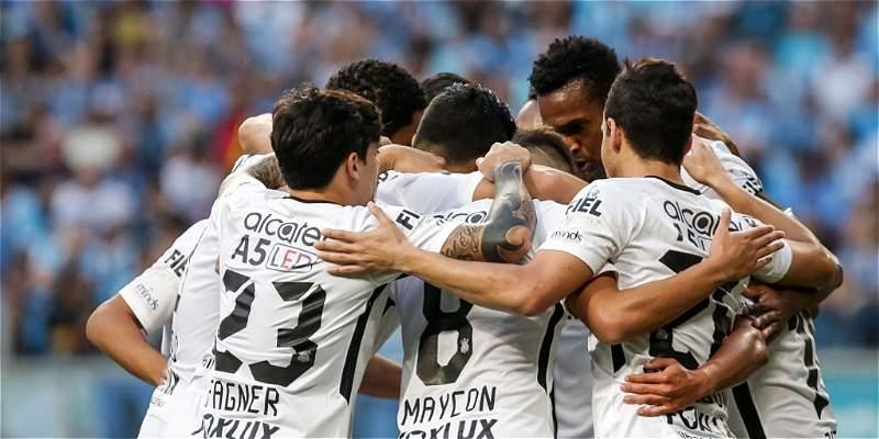 Corinthians, sin tres de sus titulares para enfrentar a Patriotas