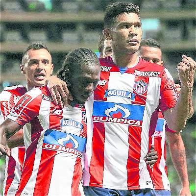Junior, por el pase a cuartos de Suramericana frente a Cerro Porteño