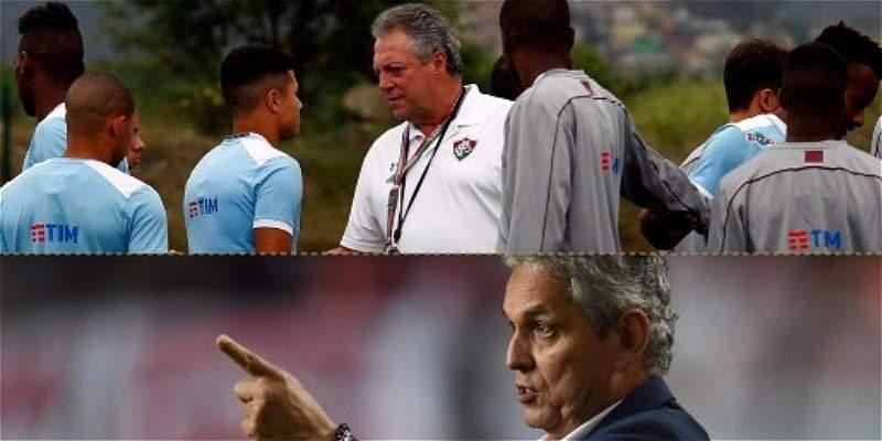Flamengo, de Reinaldo Rueda, visita a Fluminense