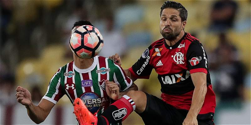 Flamengo venció a Fluminense