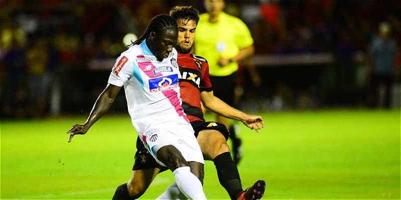 Junior vs Sport Recife