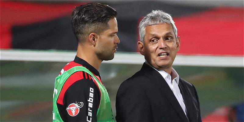 Diego y Reinaldo Rueda Flamengo