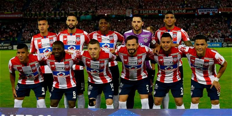 Junior vs Flamengo - Semifinal de Copa Sudamericana 2017