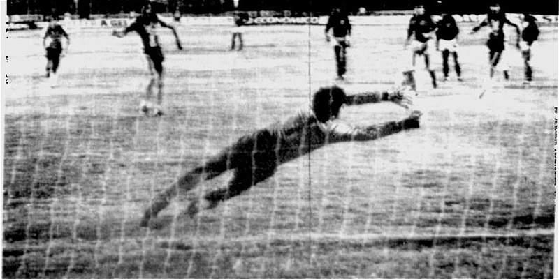 ArchivoRED: así fue el único Junior vs. Flamengo en suelo colombiano