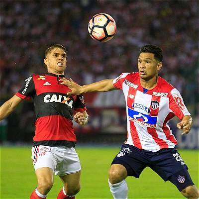 Noche oscura en el 'Metro': Junior cayó 0-2 con Flamengo en Copa