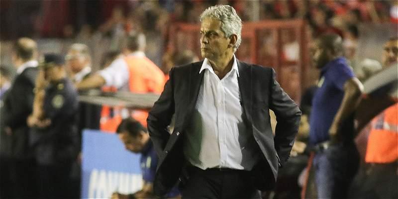 Reinaldo Rueda volvió a quedarse ad portas del título en Sudamericana