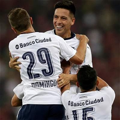 Independiente, campeón de Sudamericana