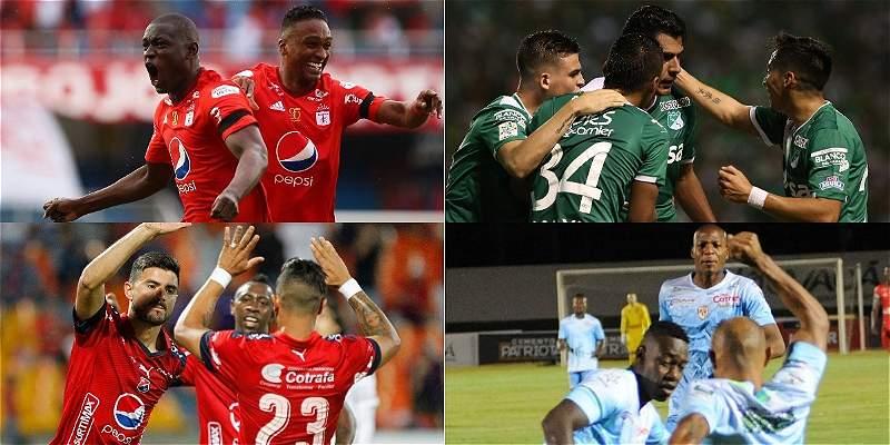 Así se jugará la Copa Suramericana 2018: 44 equipos están clasificados